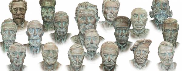 rostos-dos-presidentes-da-republica-em-exposicao