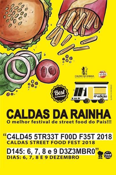 CALDAS STREET FOOD FEST COMEÇA HOJE - O MELHOR DA COMIDA DE RUA ATÉ DOMINGO