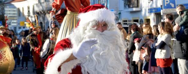 Parada do Pai Natal