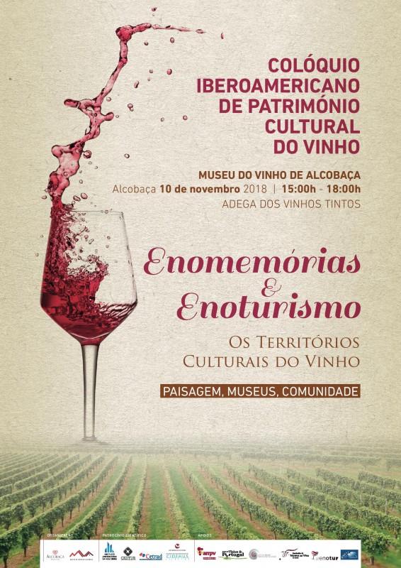 Colóquio Ibero-americano de Património Cultural do Vinho