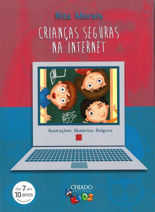 Apresentação: Crianças Seguras na Internet por Rita Morais
