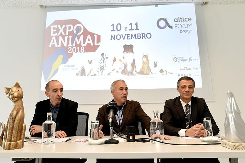 Expo Animal no Altice Forum Braga