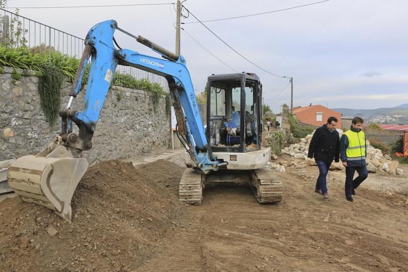 Requalificação da Rua D.ª Urraca põe fim aos problemas de escoamentos de águas pluviais