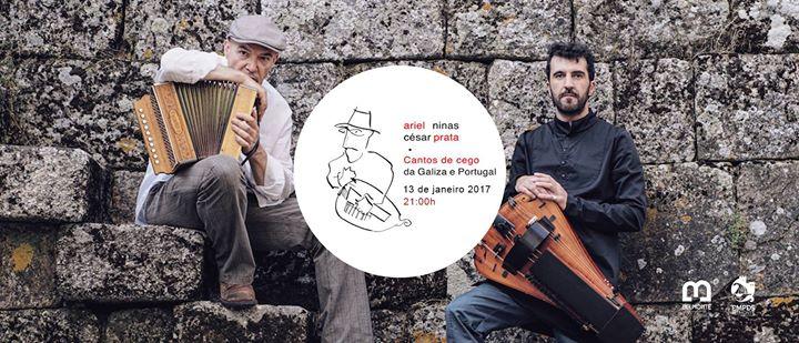 Concerto: Cantos de Cego da Galiza e Portugal