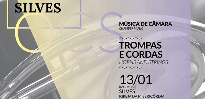 Concerto Trompas e Cordas