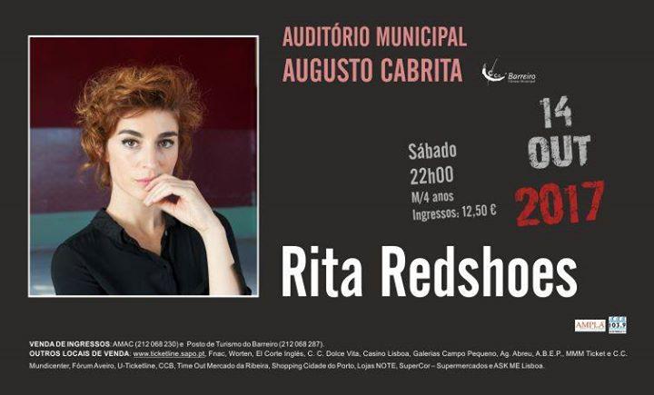 Concerto com Rita Redshoes