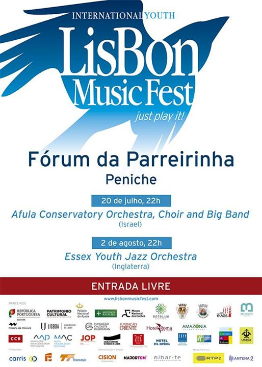 Concerto pela Afula Conservatory Orchestra, Choir and Big Band