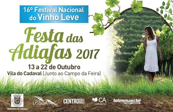 Festa das Adiafas e Festival Nacional do Vinho Leve