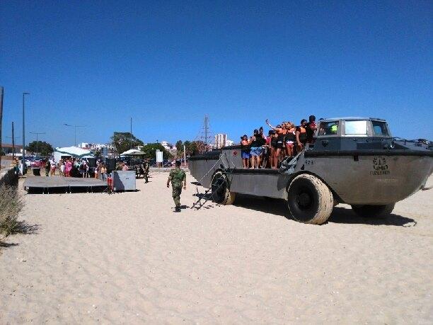 Festas do Barreiro Passeio de Larcs (Fuzileiros)