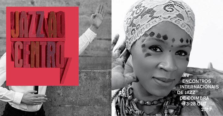 Jazz ao Centro 2017 Carmen Souza Trio em Penela