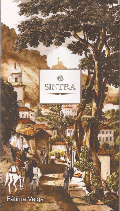 """Lançamento do Livro """"Sintra"""", de Fátima Veiga"""