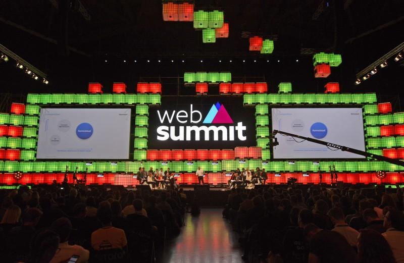 Mafra na Web Summit 2018