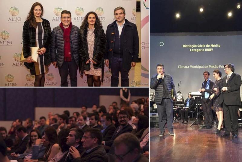 Mesão Frio homenageado na gala do X aniversário da Associação Vale dOuro