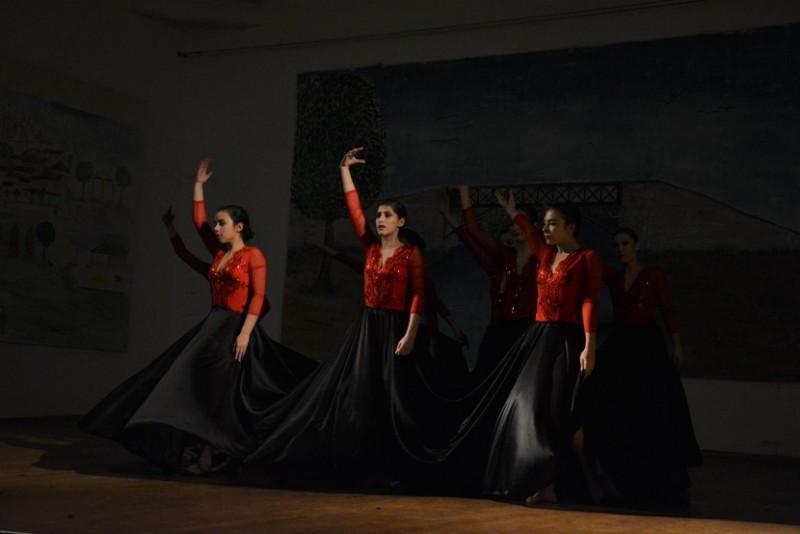 2450c5a11a Amor pela dança e pelo dançar brilhou na Carapinheira