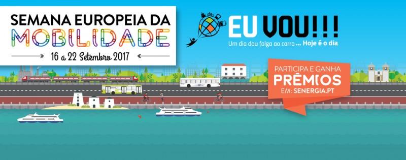 EU VOU!!! na Semana Europeia da Mobilidade