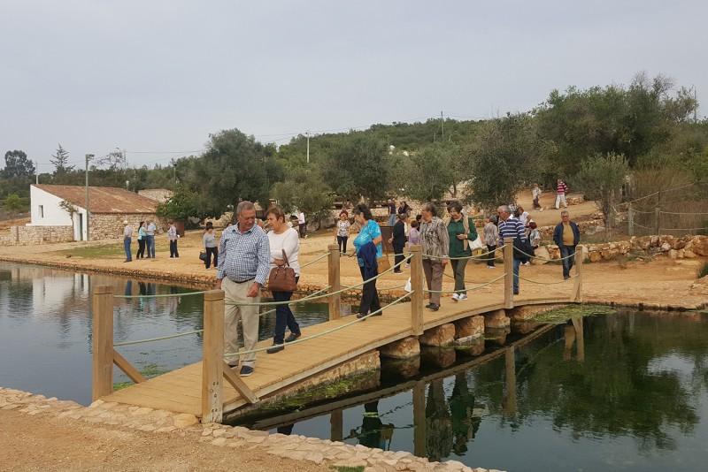 Município de Olhão levou 650 seniores a Lagoa nos Passeios Outono 2018