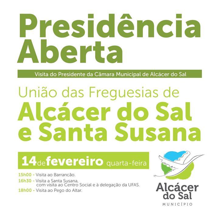 Presidência Aberta na UFAS - 14 fevereiro 2018