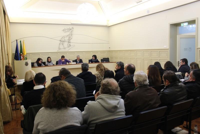 Assembleia Municipal de Vila Nova de Cerveira - Sessão de fevereiro de 2018