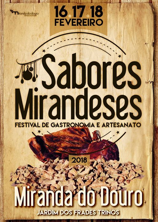 XIX Festival de Sabores Mirandeses